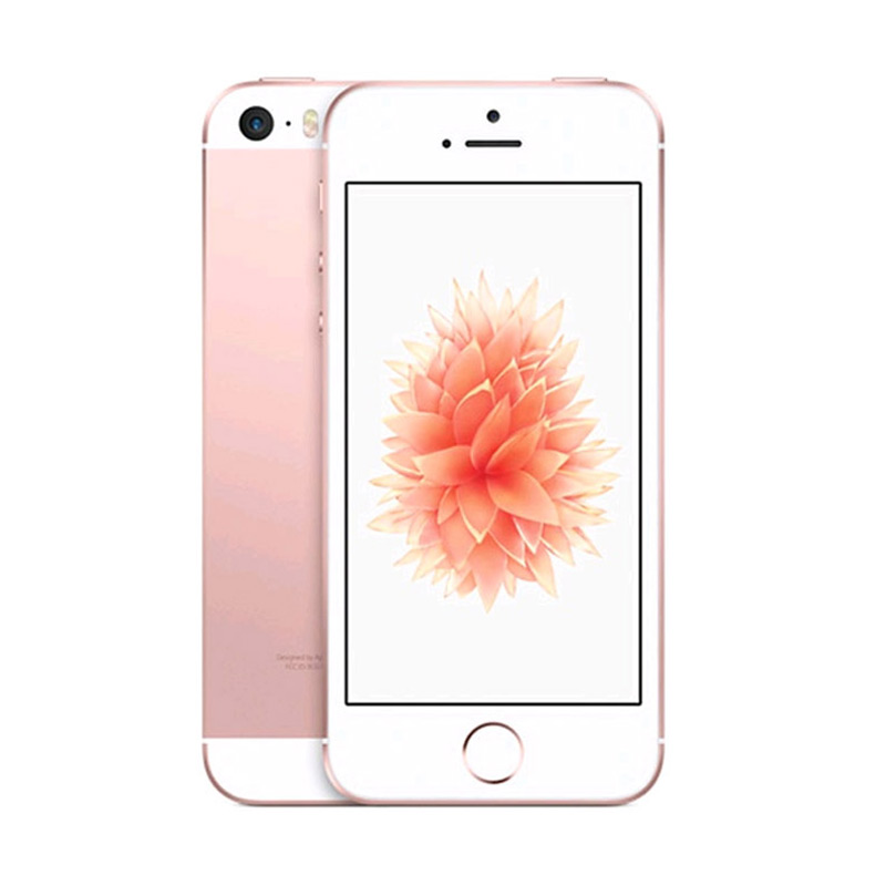 Diskon Apple iPhone 5S 32 GB Smartphone – Rose Gold