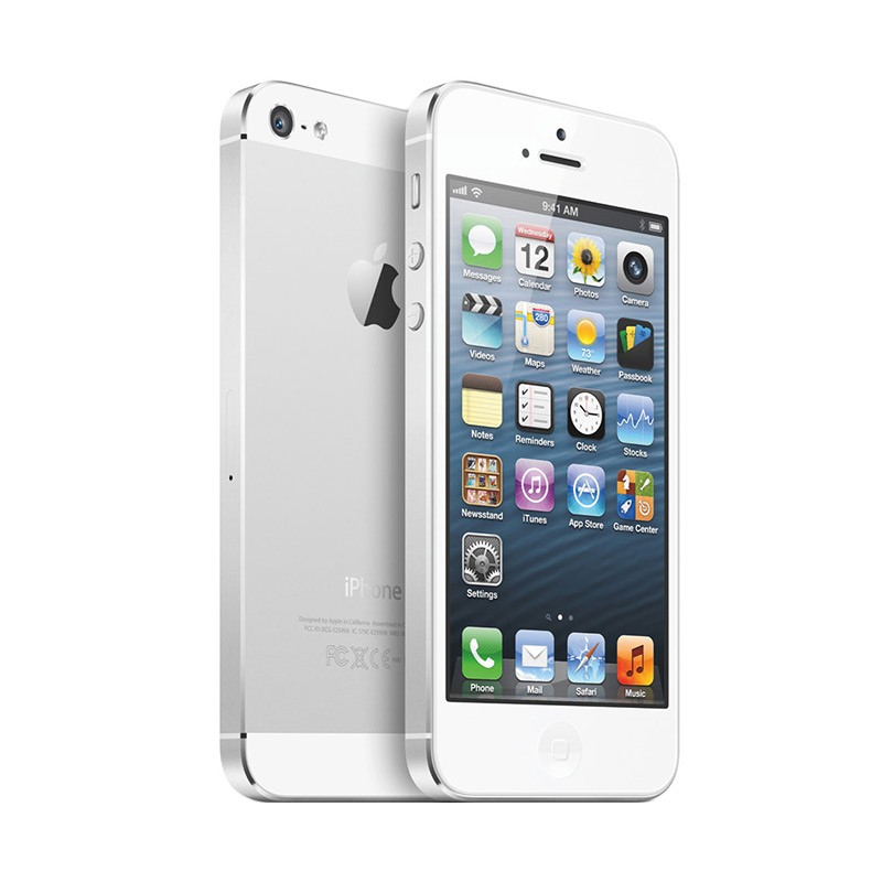 Apple iPhone 5S 64 GB Smartphone - Silver