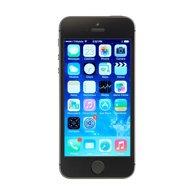 Apple IPhone 5S Grey  Smartphone [16 GB]