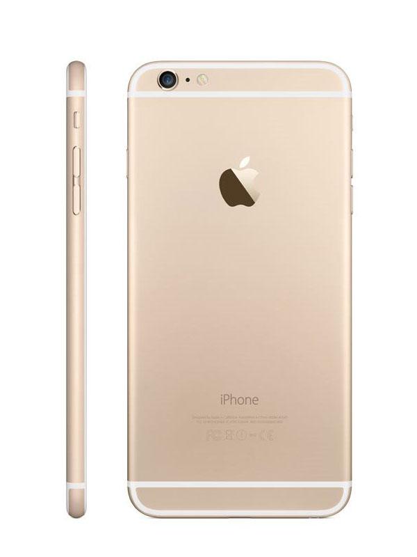 Apple iPhone 6 Plus 128 GB Smartphone - Gold