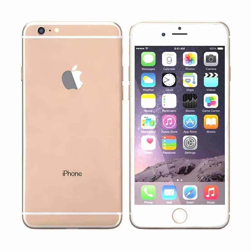 Apple Iphone 6 Plus 64 GB Smartphone - Gold
