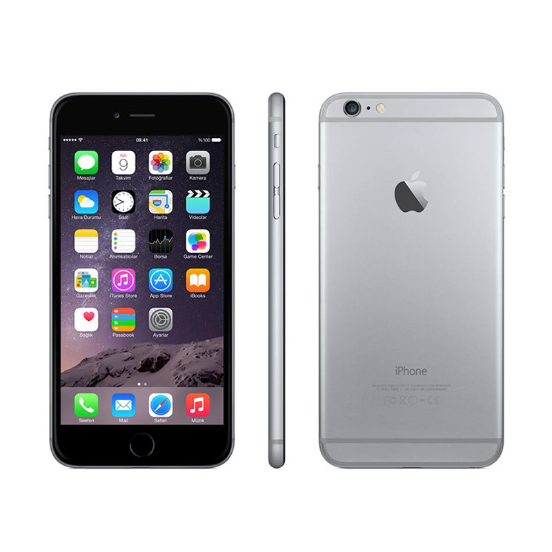 Jual Apple Iphone 6 Plus 64gb Smartphone Space Grey Online Harga