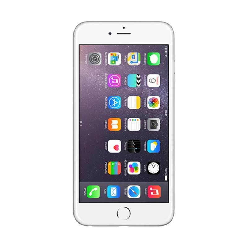 Apple iPhone 6 Plus Smartphone - Silver [128 GB]