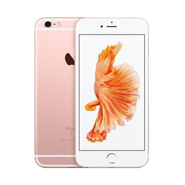Diskon Apple iPhone 6S 64GB Smartphone – Rose Gold [Refurbish]
