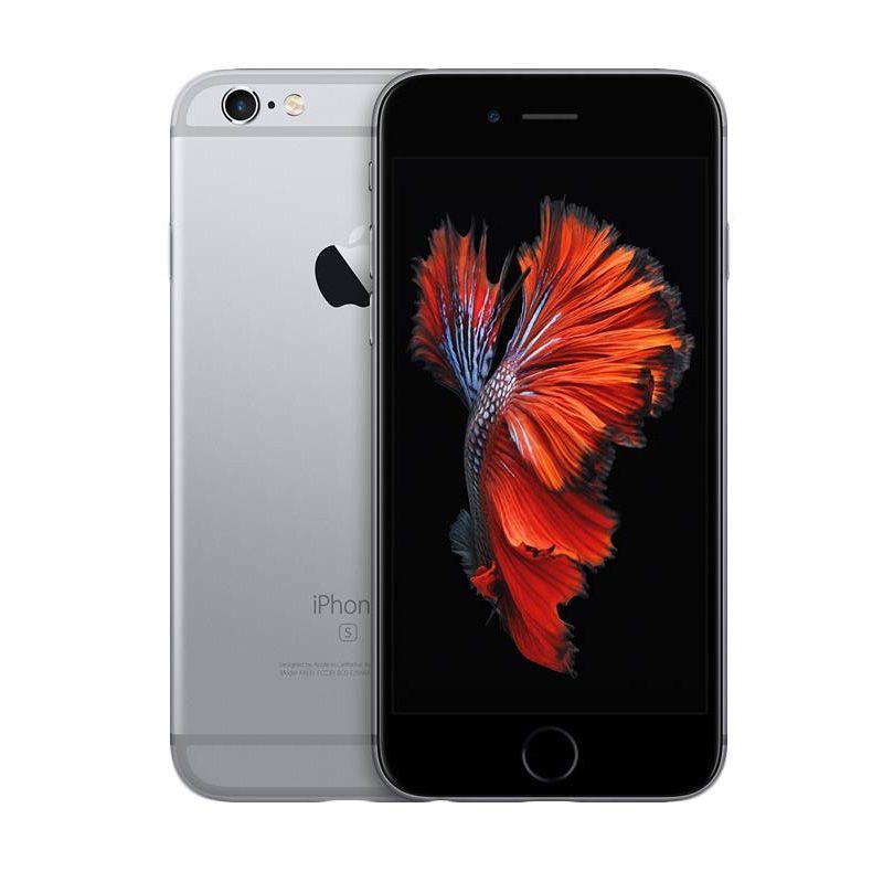 Diskon Apple iPhone 6s Plus 16 GB Smartphone ? Space Gray [Refurbish]