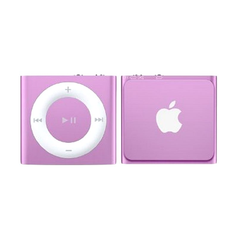 Apple iPod Shuffle Purple Portable Player [2 GB]
