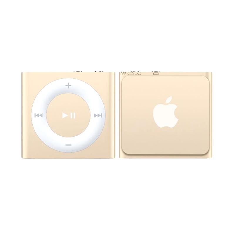 harga Apple iPod Shuffle Gold Portable Player [2 GB] Blibli.com