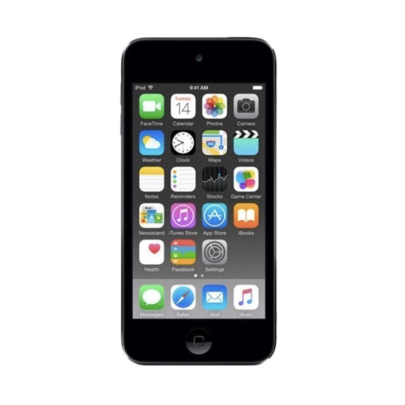 harga Apple iPod Touch 6th Generation 16 GB Portable Player - Grey [Garansi Resmi] Blibli.com
