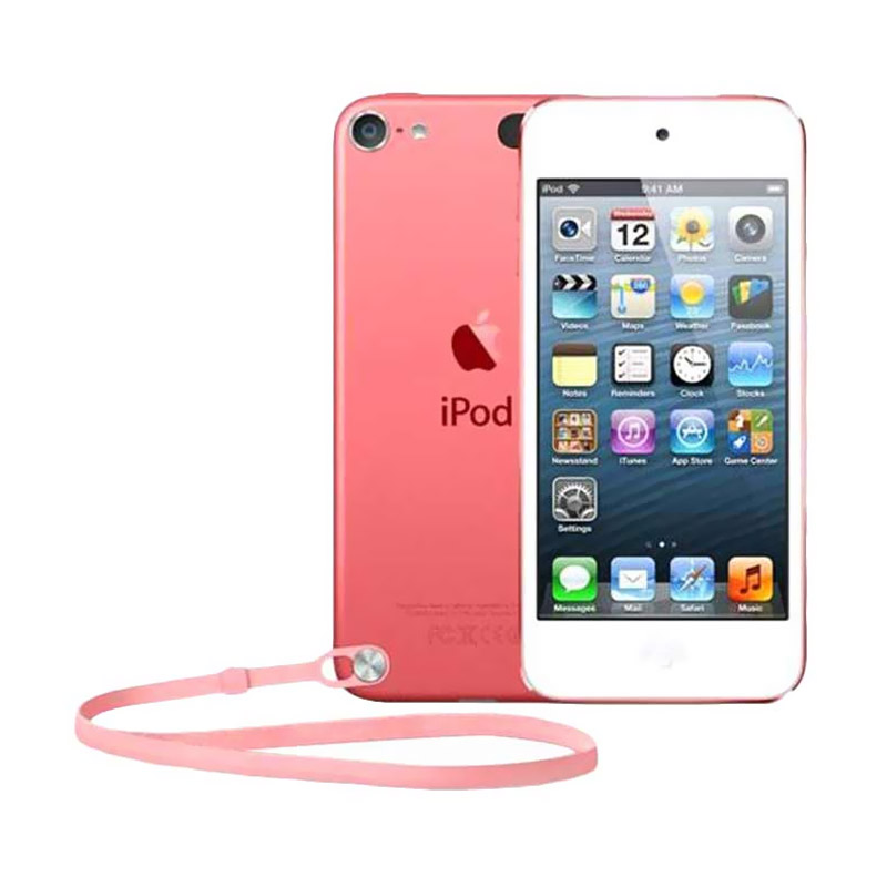 Apple iPod Touch 6th Generation 32GB Portable Player - Pink [Garansi Resmi]