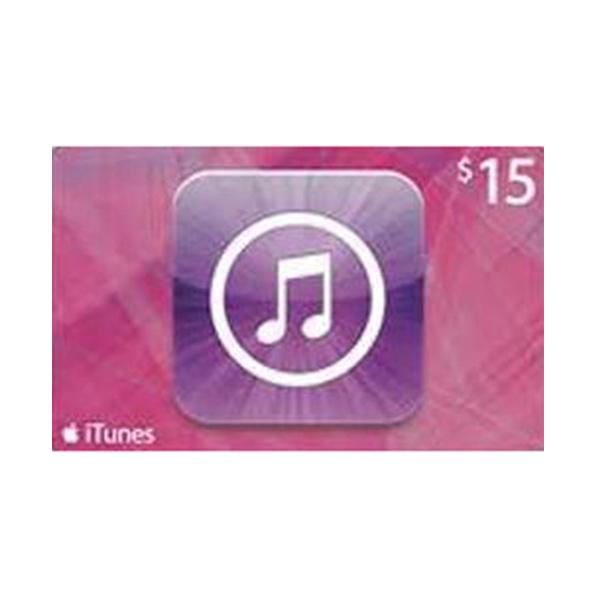 harga Apple iTunes USD 15 Digital Voucher Code Blibli.com
