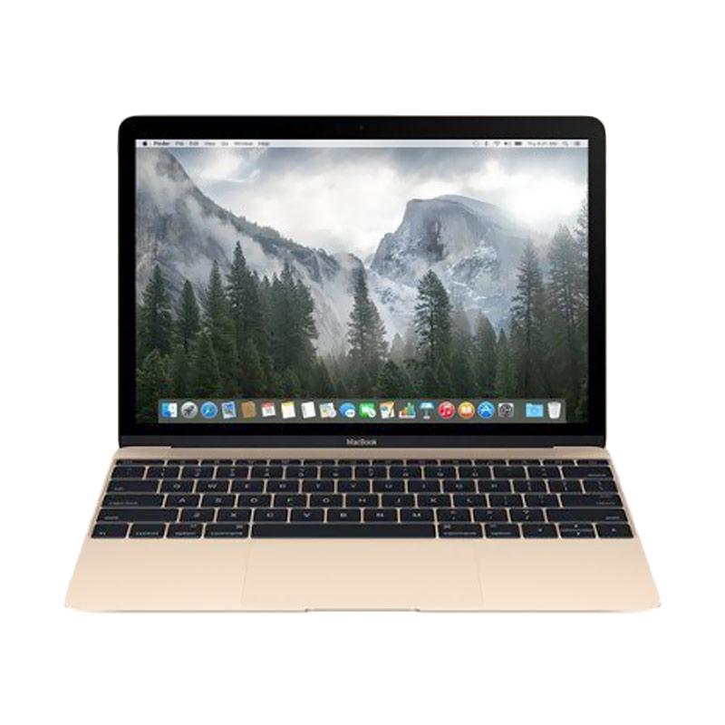 Apple MacBook MK4N2ID/A Notebook - Gold [Intel Core M/8 GB/512 GB/12 Inch]