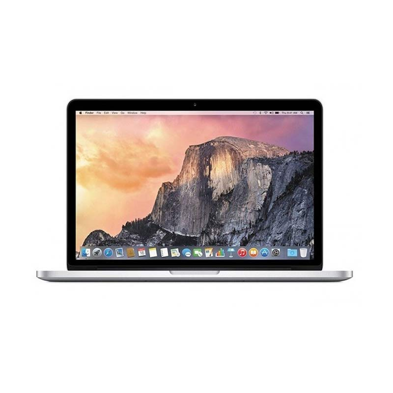 harga Apple Macbook Pro 2015 Retina Display MF839 Notebook - Silver [13 inch/RAM 8GB/SSD 128GB/Quad Core i5] Blibli.com