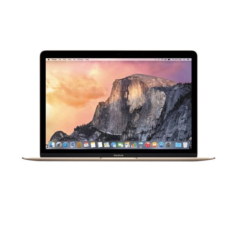 Apple MMGL2 MacBook - Rose Gold [12 Inch/Dual-core M3/8GB/256GB/Intel HD515]