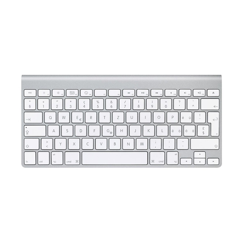 Apple MC184 Keyboard Wireless