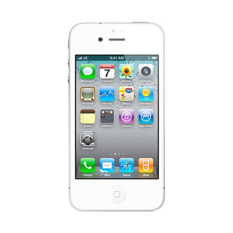 iPhone 4S 64 GB Smartphone - Putih