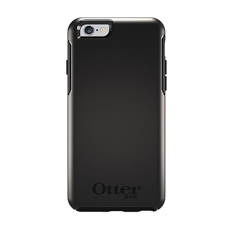 OtterBox Simmetry Series Black Casing for Apple iPhone 6
