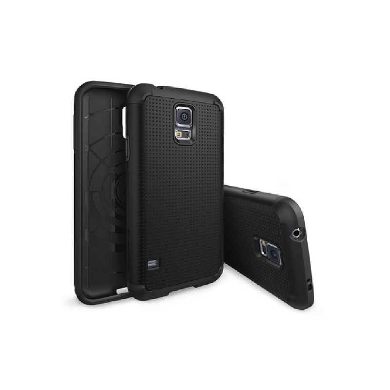 Rearth Ringke Armor Black Casing for Samsung Galaxy S5