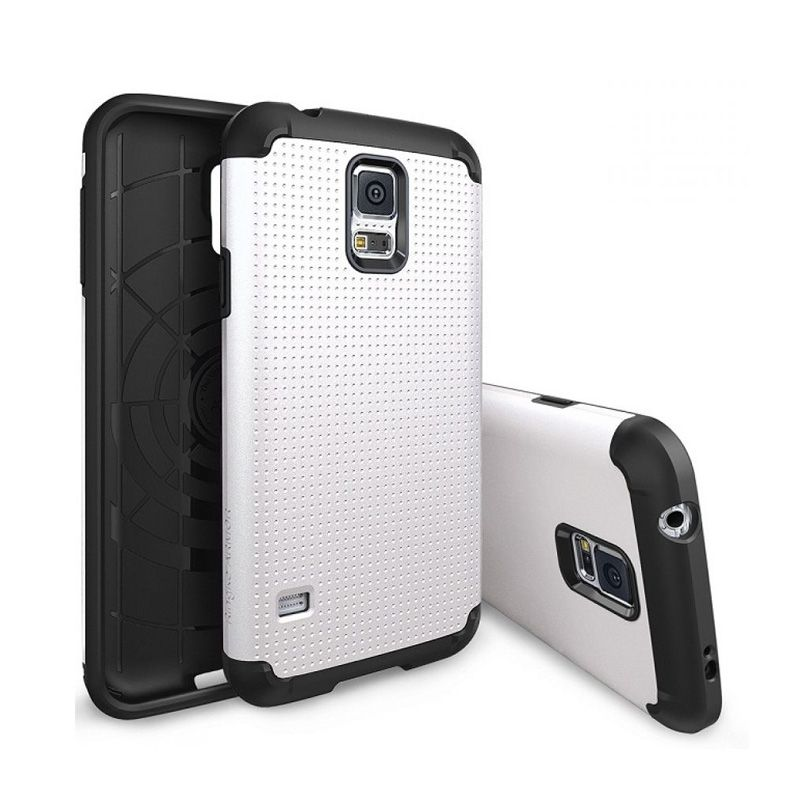 Rearth Ringke Armor White Casing for Samsung Galaxy S5