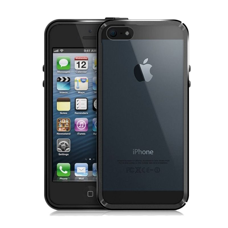 Rearth Ringke Fusion Black Casing for iPhone 5 or 5S