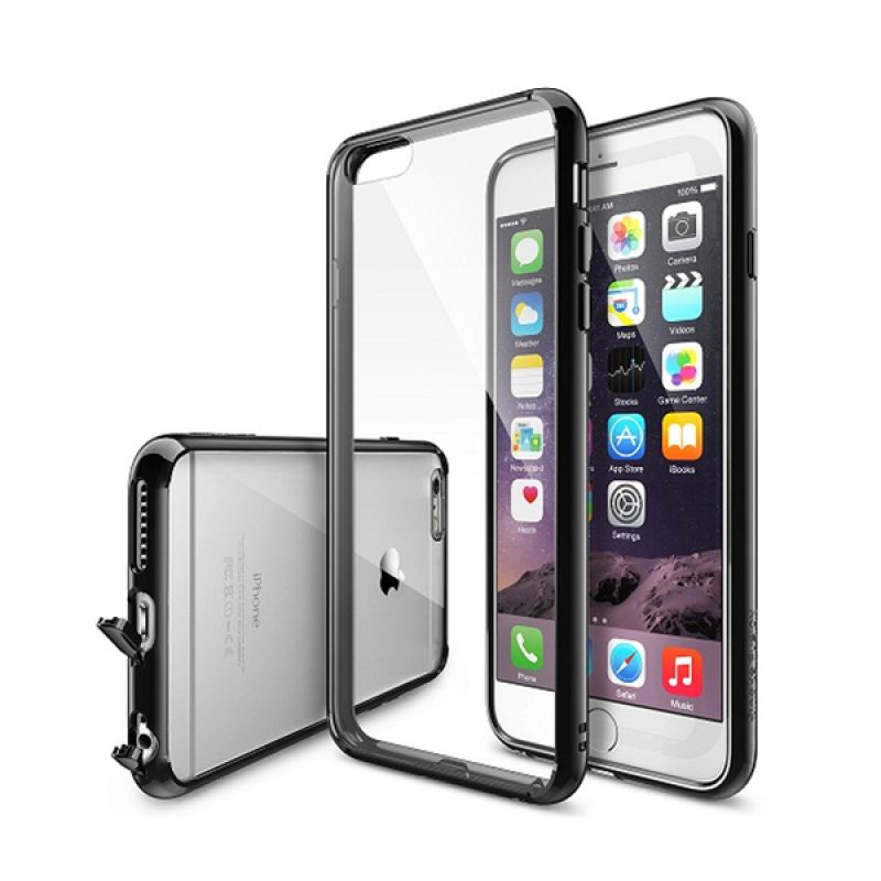 Rearth Ringke Fusion Black Casing for iPhone 6 Plus