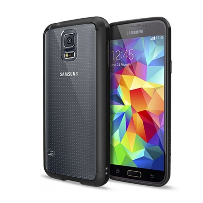 Rearth Ringke Fusion Black Casing for Samsung Galaxy S5