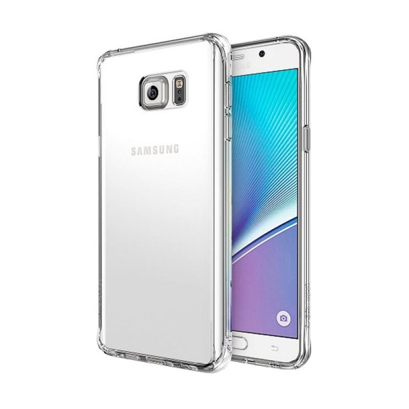Rearth Ringke Fusion Clear Casing for Samsung Galaxy Note 5