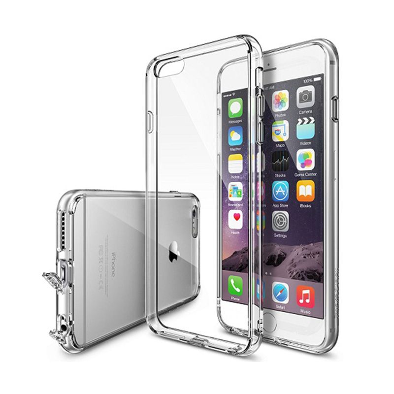 Rearth Ringke Fusion Crystal View Casing for iPhone 6 Plus