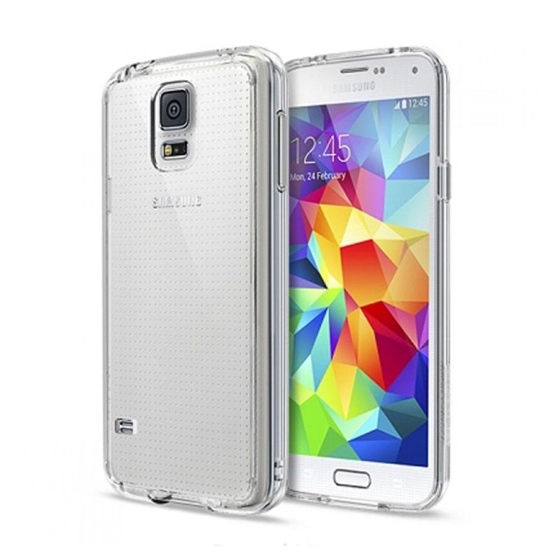 Rearth Ringke Fusion Crystal View Casing for Samsung Galaxy S5