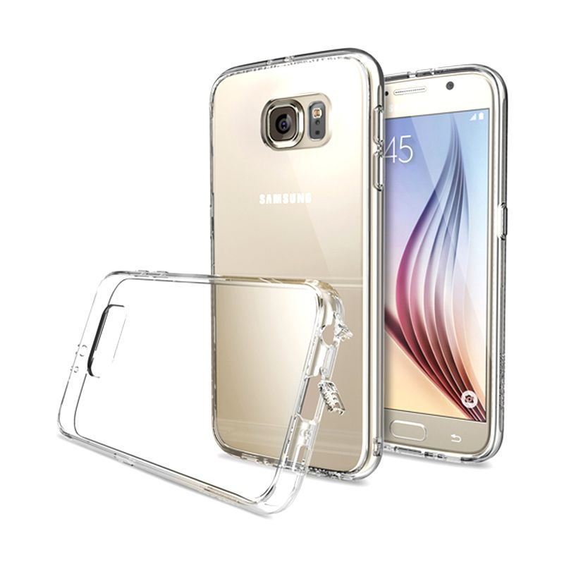 Rearth Ringke Fusion Crystal View Casing for Samsung Galaxy S6