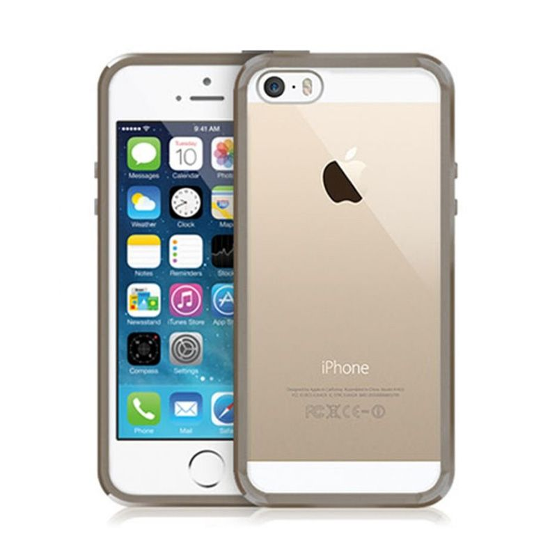Rearth Ringke Fusion Gold Casing for iPhone 5 or 5S