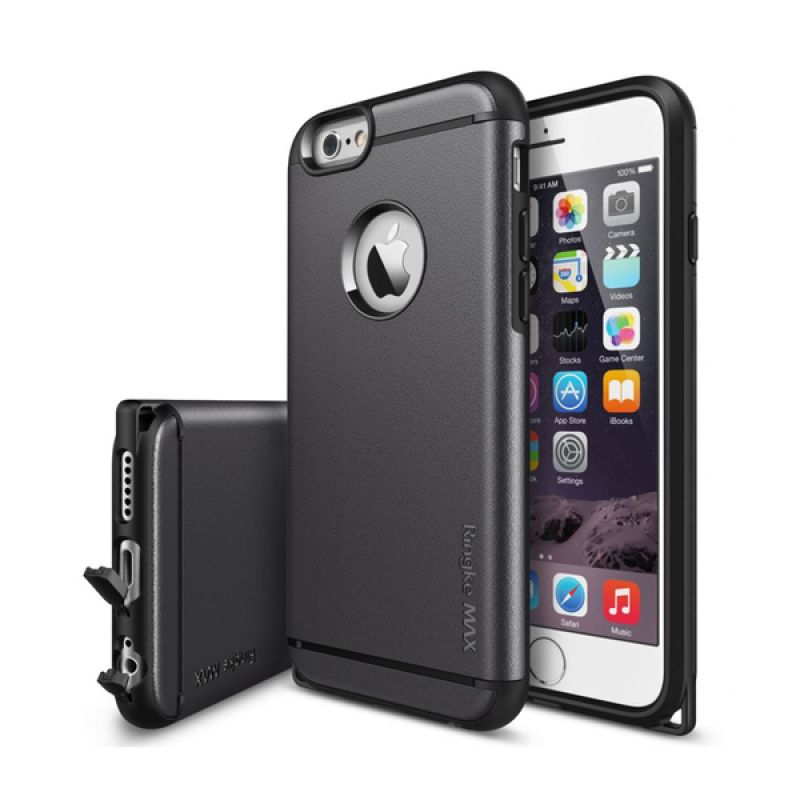 Rearth Ringke Max Gunmetal Casing for iPhone 6