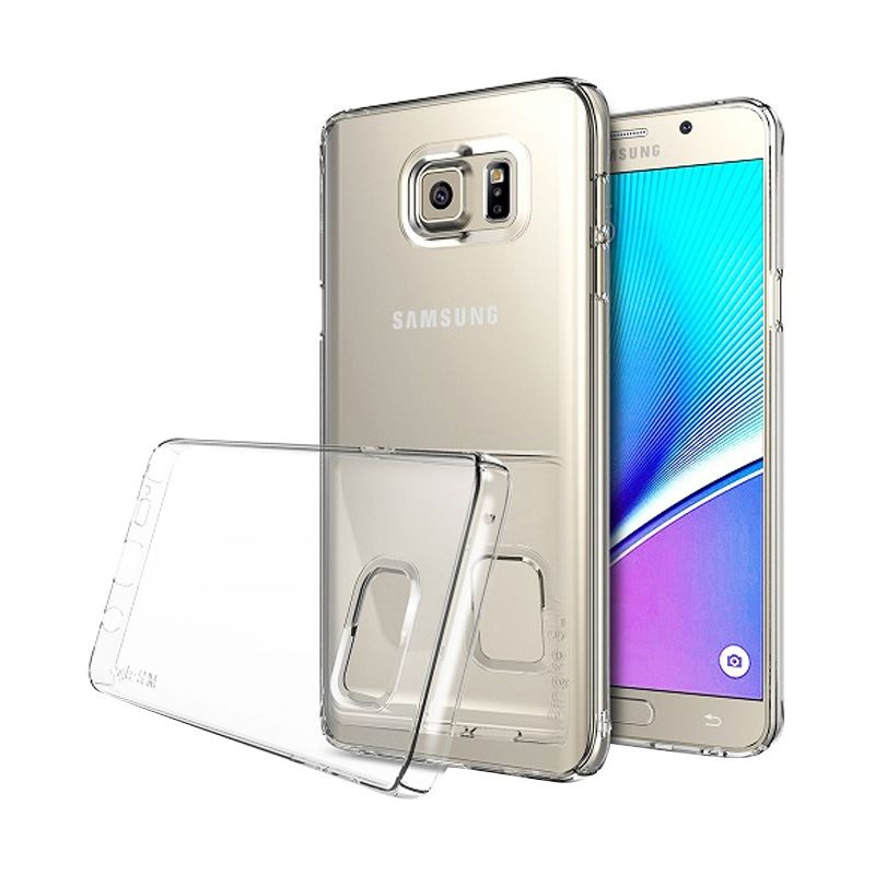 Rearth Ringke Slim Clear Casing for Samsung Galaxy Note 5