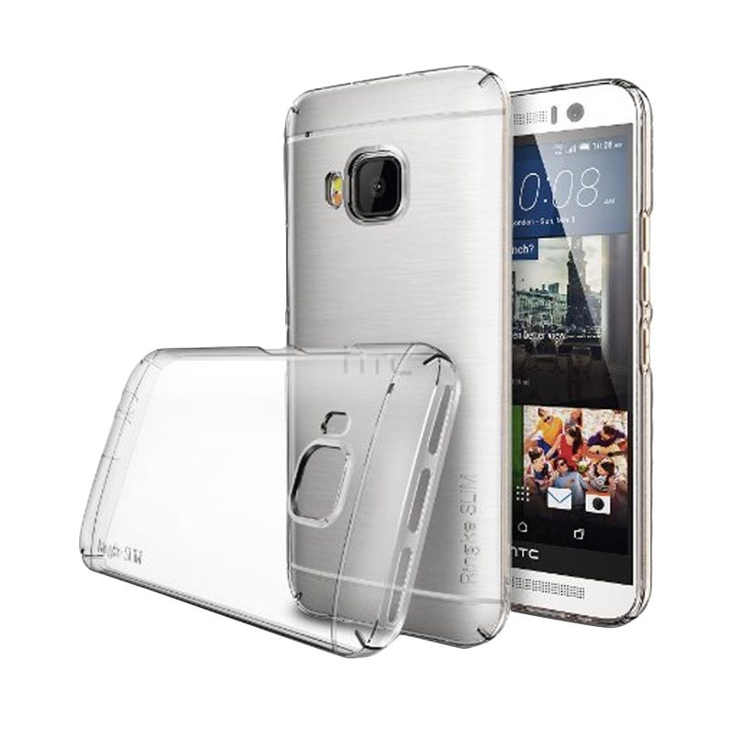 Rearth Ringke Slim Crystal Casing for HTC One M9