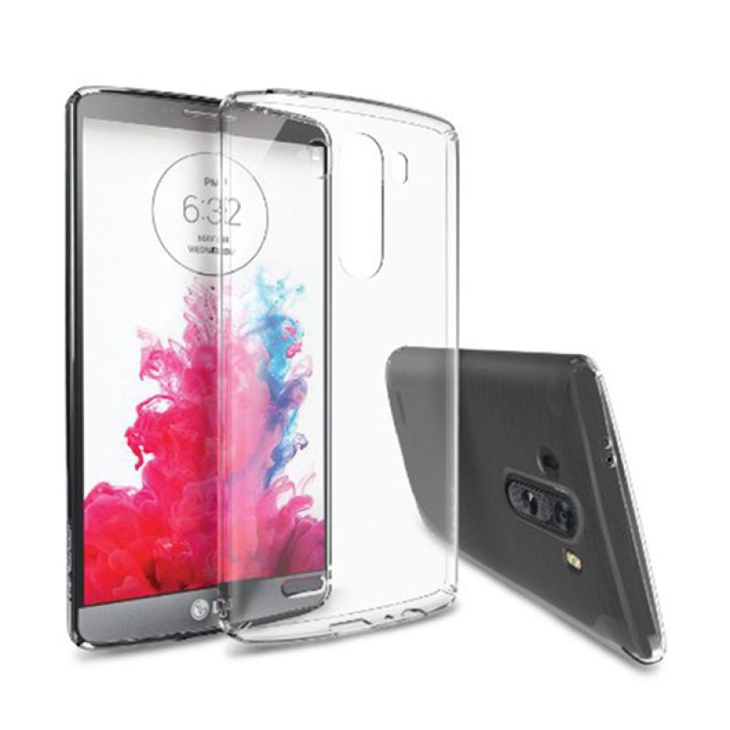 Rearth Ringke Slim Crystal Casing for LG G3
