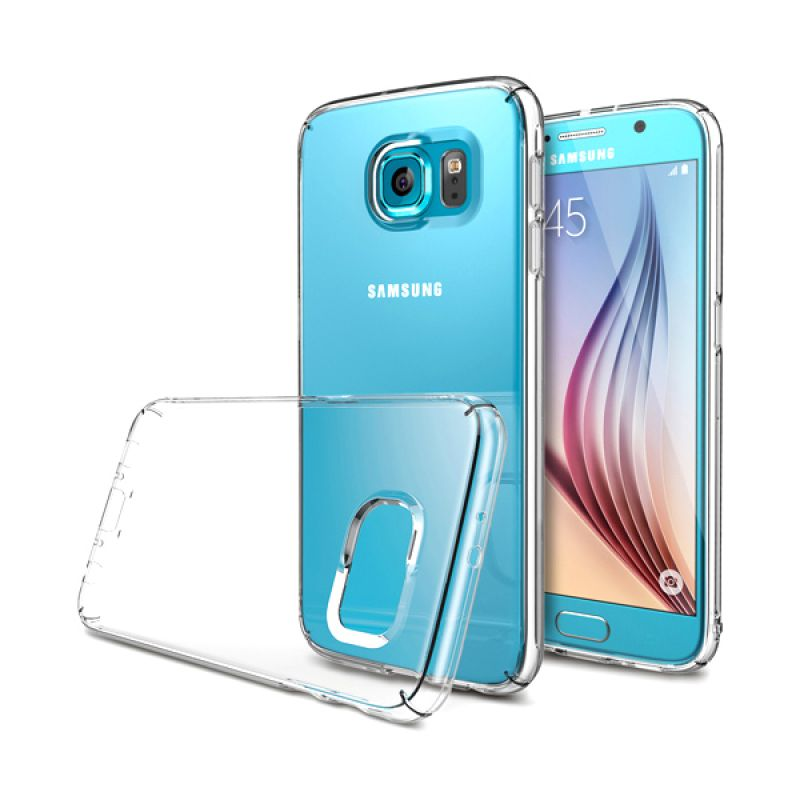 Rearth Ringke Slim Crystal View Casing for Samsung Galaxy S6