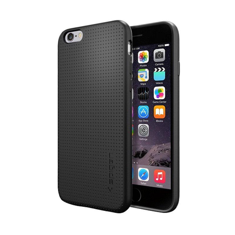 Spigen Capsule Black Casing for iPhone 6S