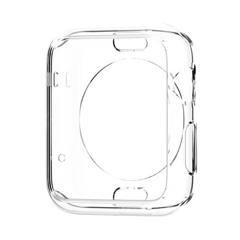 Spigen Liquid Crystal Clear Casing for Apple Watch [38mm]
