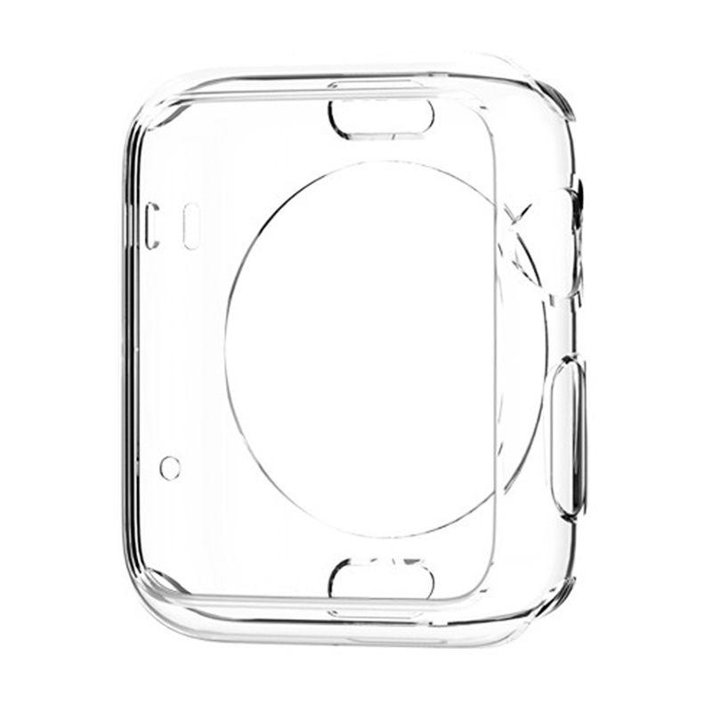 Spigen Liquid Crystal Clear Casing for Apple Watch [42mm]
