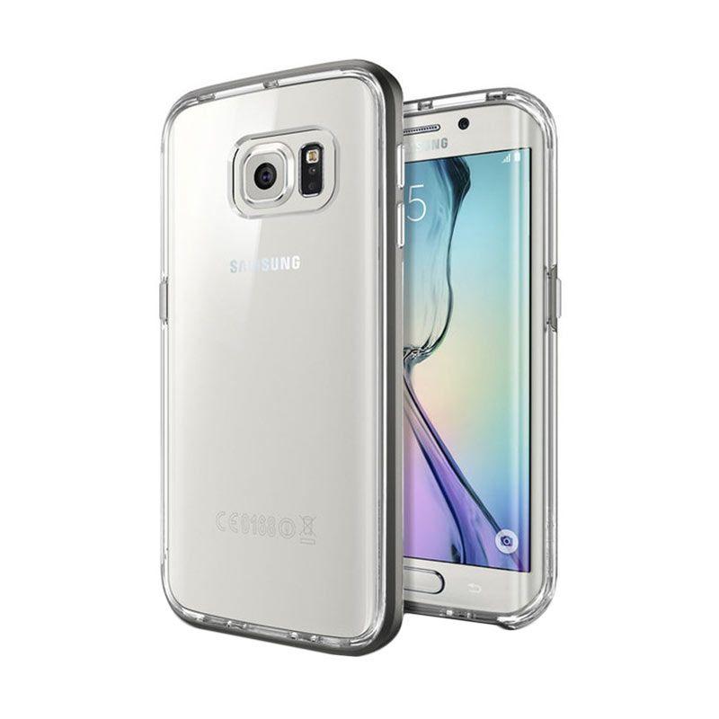 Spigen Neo Hybrid CC Gunmetal Casing for Galaxy S6 Edge