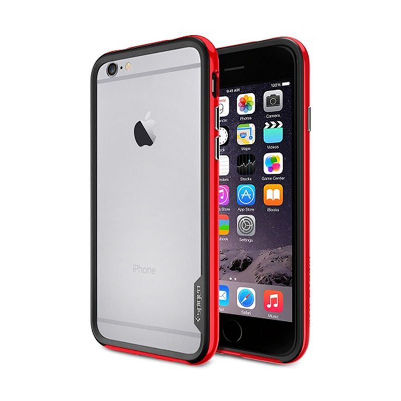 Spigen Neo Hybrid Ex Dante Red Casing for iPhone 6 Plus