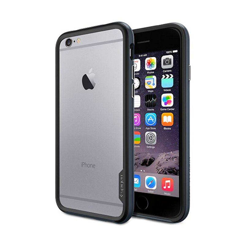 Spigen Neo Hybrid Ex Metal Slate Casing for iPhone 6 Plus