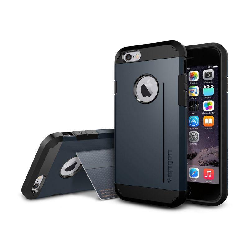 Spigen Neo Hybrid Ex Metal Slate Casing For iPhone 6