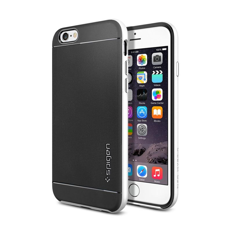 Spigen Neo Hybrid Infinity White Casing for iPhone 6