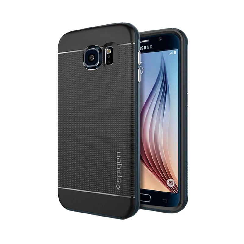 Spigen Neo Hybrid Metal Slate Casing for Galaxy S6