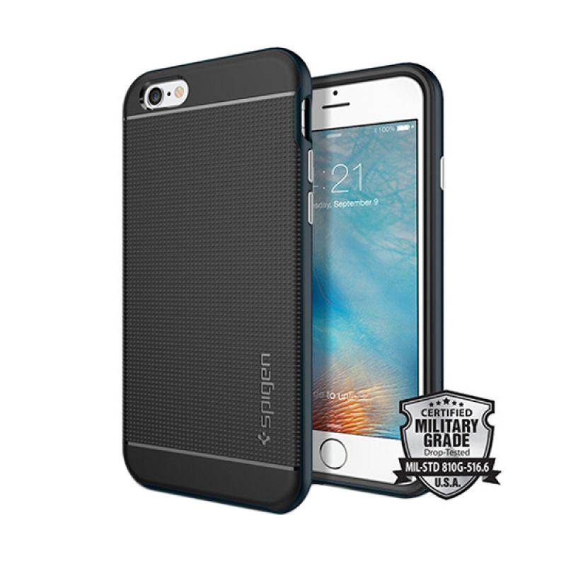 Spigen Neo Hybrid Metal Slate Casing for iPhone 6S Plus