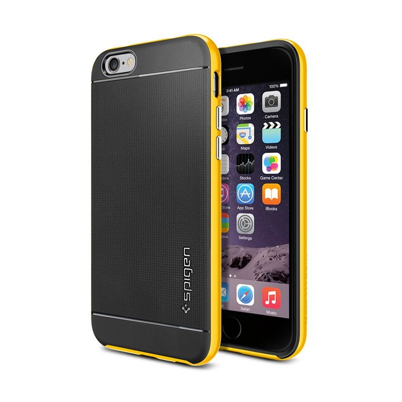 Spigen Neo Hybrid Reventon Yellow Casing for iPhone 6