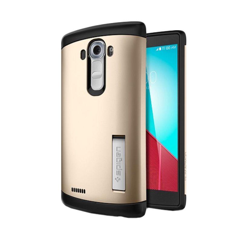 Spigen Slim Armor Gold Casing for LG G4