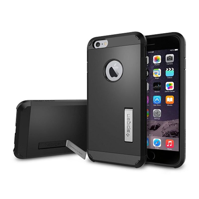 Spigen Tough Armor Black Casing for iPhone 6 Plus