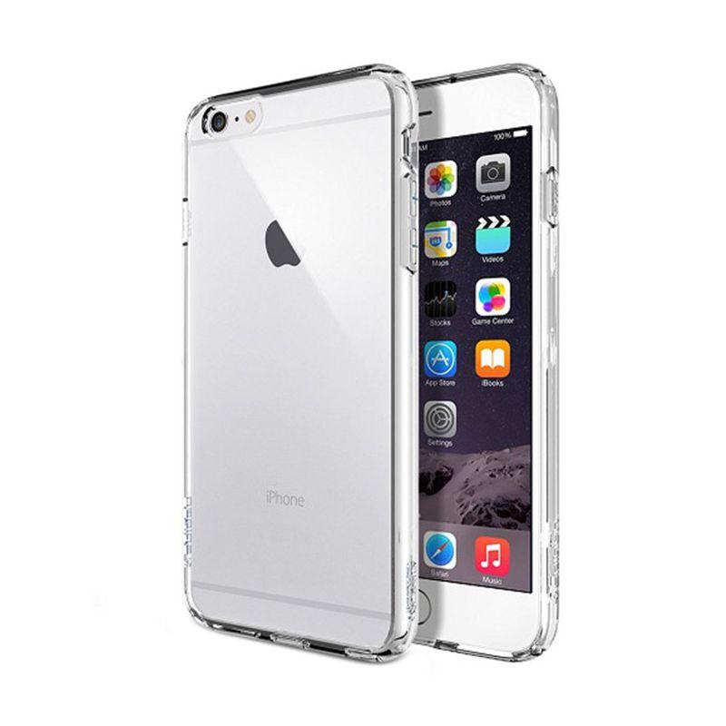 Spigen Ultra Hybrid Crystal Clear Casing for iPhone 6 Plus