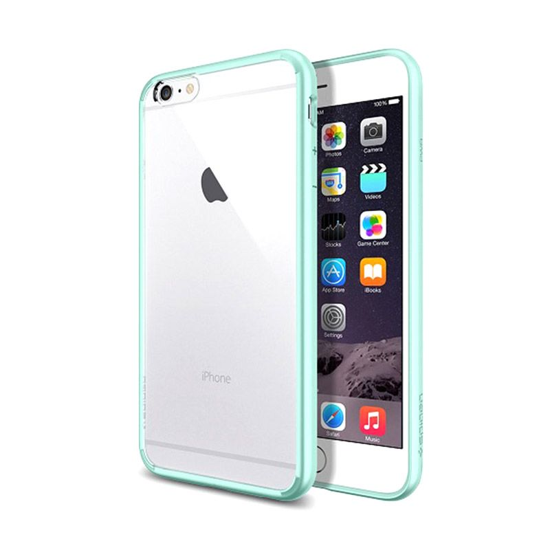 Spigen Ultra Hybrid Mint Casing for iPhone 6 Plus